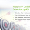 foodproof Listeria Genus Detection LyoKit