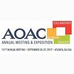 AOAC 131st Annual Meeting and Exposition