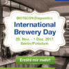 "BIOTECON Diagnostics lädt zum ""International Brewery Day 2017"" ein."