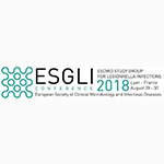 ESCMID Study Group for Legionella Infections / ESGLI 2018