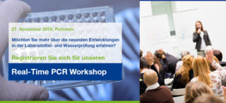 Real-time PCR Workshop 2018
